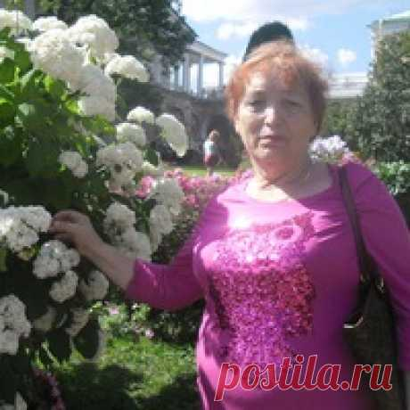 Валентина Караванцева