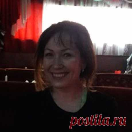 Лариса Кустова