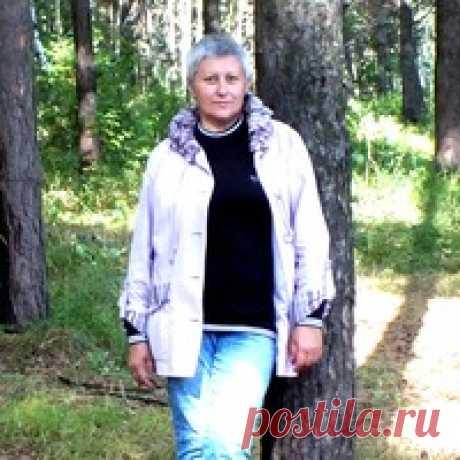 Зинаида Сибирцева