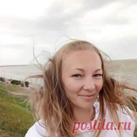 Ольга Чеботаренко-Мурина