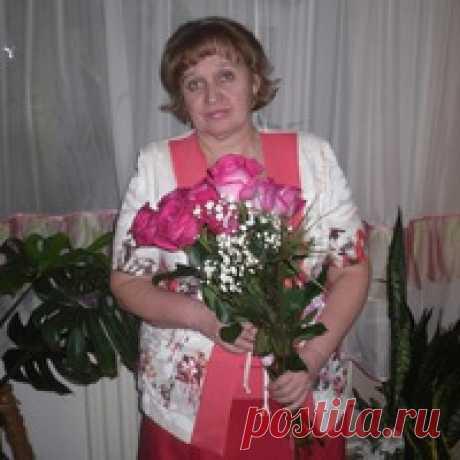 Наталья Лянгузова
