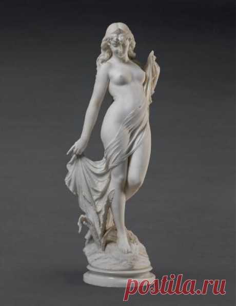 FERDINANDO ANDREINI | LA BAGNANTE (THE BATHER) | 19th and 20th Century Sculpture | Sculpture | Sotheby's