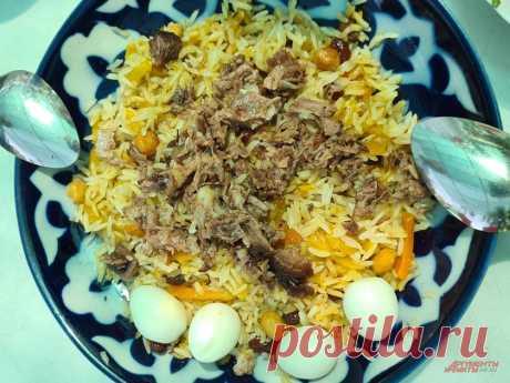 «Рыдал, когда это готовил». Что подают в России под видом узбекского плова? | Кухни мира | Кухня | Аргументы и Факты