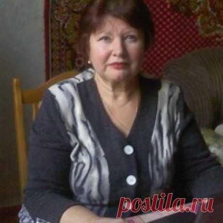 Галина Левченкова