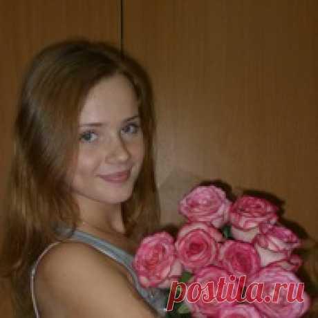 Алена Стрижова