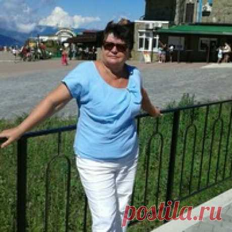 Надежда Бобина-Семенцова