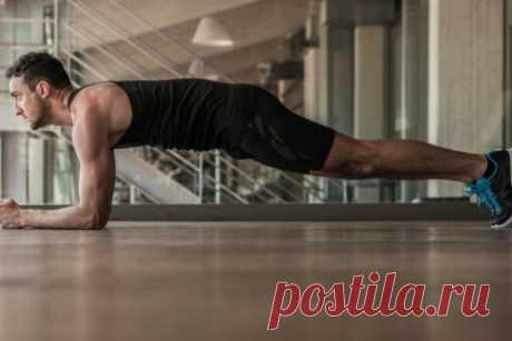 Планка – упражнение на каждый день | Делимся советами