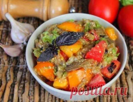 Поиск на Постиле: рецепты с баклажанами