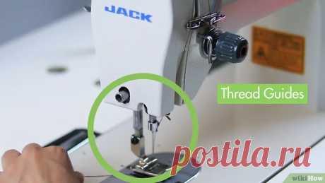 Как отрегулировать натяжение нити на швейной машине