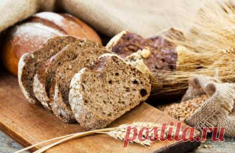 Ржаной хлеб и его полезные свойства для организма