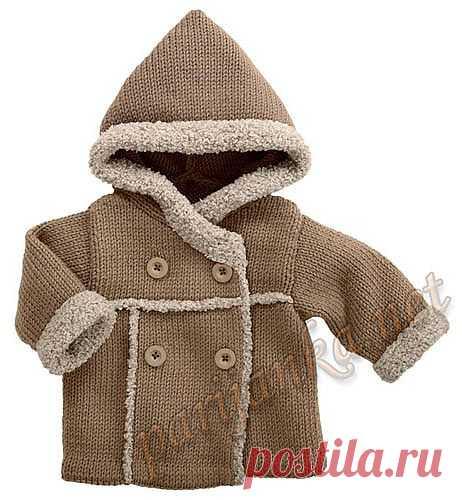 Курточка (д) 14*54 (Phildar)