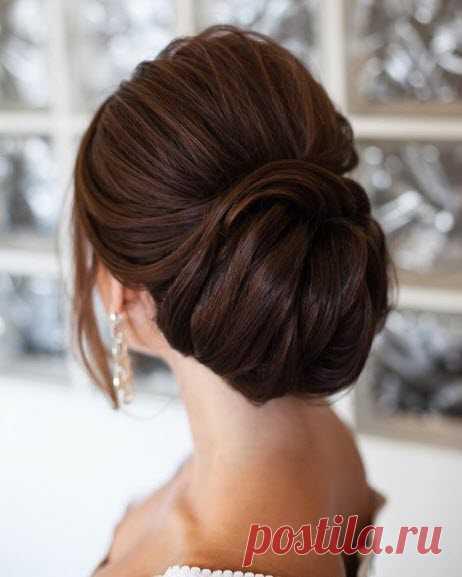 Свадебные прически на длинные и средние волосы: более 100 фото | volosomanjaki.com