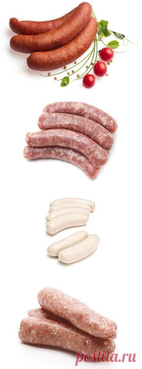 все о колбасках