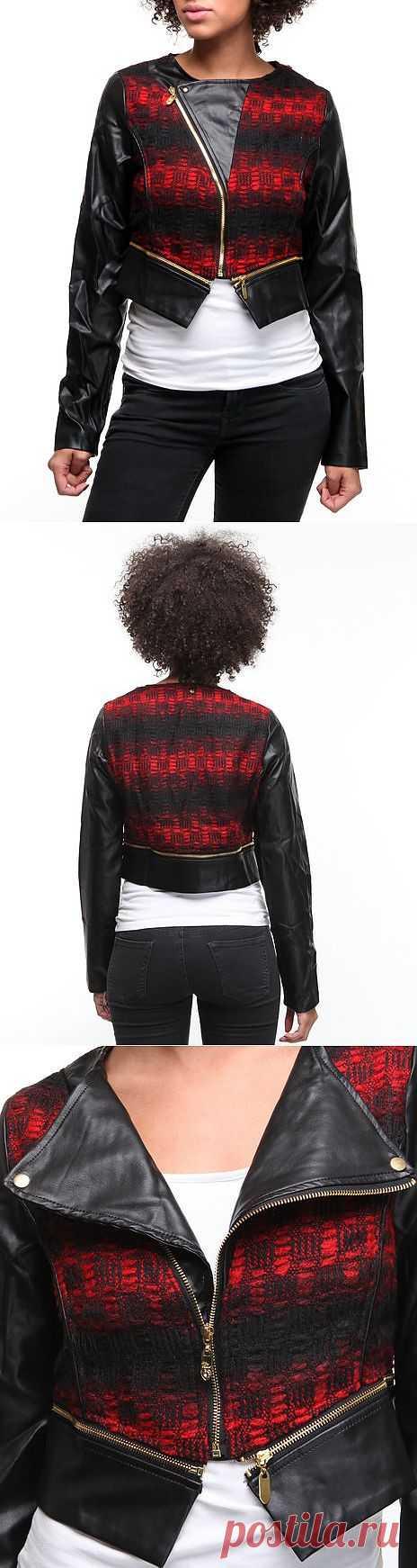 Этника + кожа / Курточные переделки / Модный сайт о стильной переделке одежды и интерьера