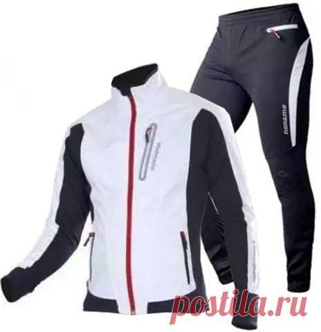 Ski Noname Activation suit white unisex