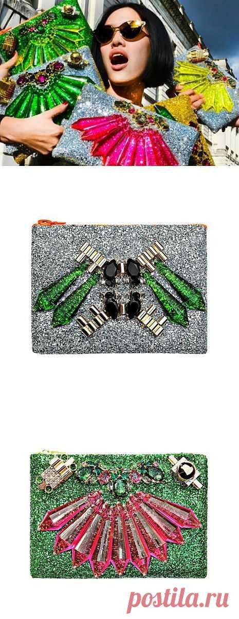 Клатч MAWI (мастер-класс) / Сумки, клатчи, чемоданы / Модный сайт о стильной переделке одежды и интерьера
