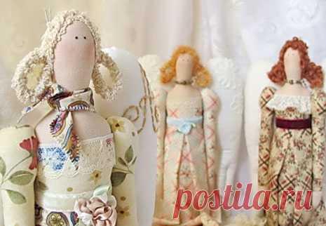 Куклы Тильда и все о них | БЛОГ ДОМОХОЗЯЙКИ