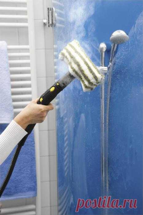 Бытовой пароочиститель – помощь в уборке дома