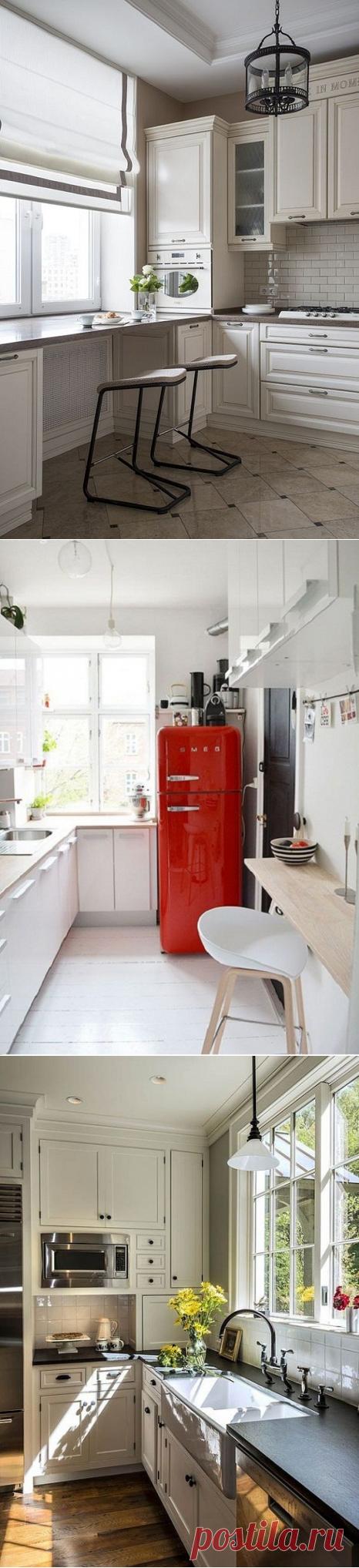 6 дельных советов, как и под что переделать нишу под подоконником на кухнях «хрущевок»