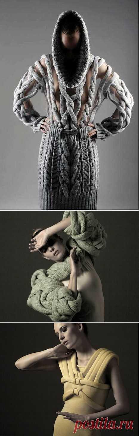 Креативное вязание (подборка) / Вязание / Модный сайт о стильной переделке одежды и интерьера