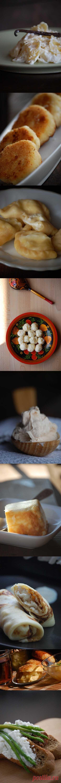 10 творожных завтраков - выбирай на вкус!