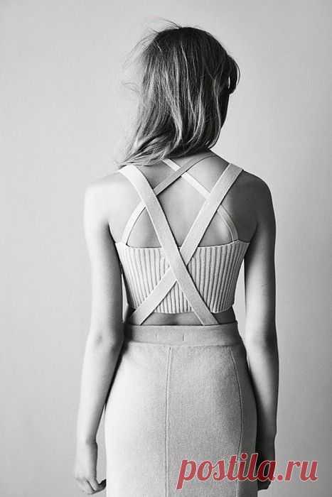 Ах, какая спинка / Декор спины / Модный сайт о стильной переделке одежды и интерьера