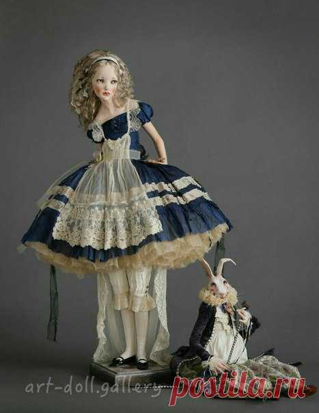 Куколки Алисы Филипповой