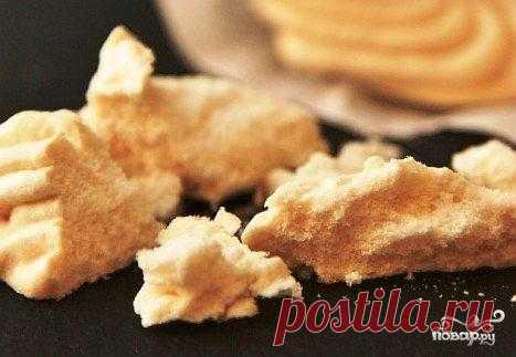 Заварное безе - пошаговый кулинарный рецепт на Повар.ру