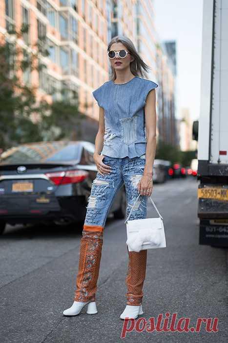 Street Style 2018 часть 1 / Street Style / ВТОРАЯ УЛИЦА