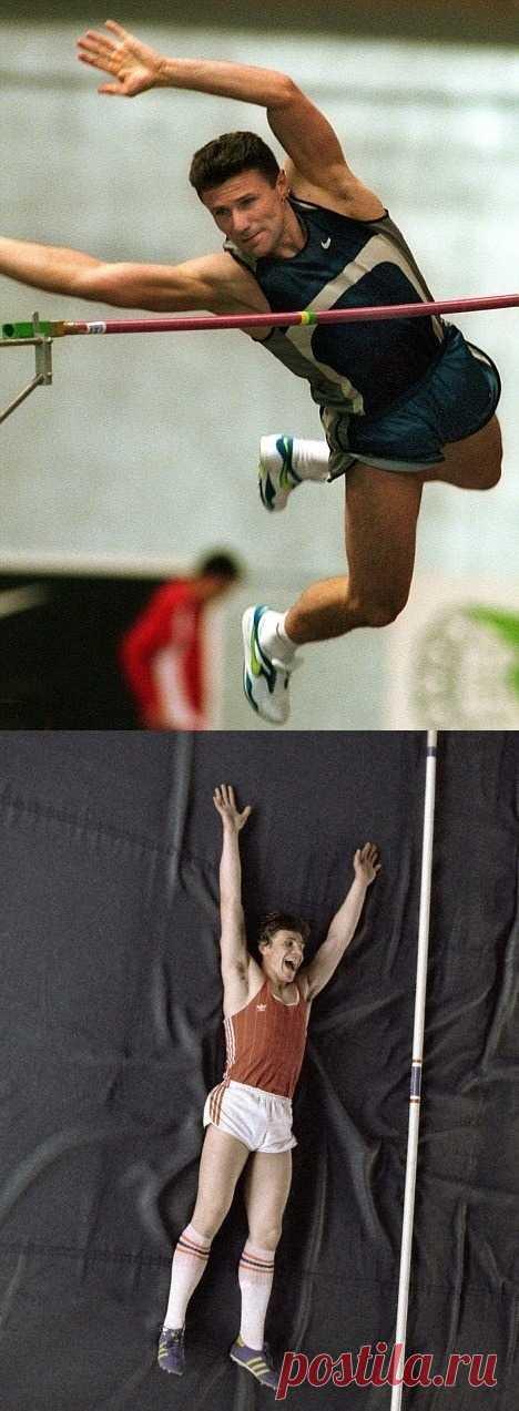 Сергей Бубка – это без преувеличений уникальный спортсмен. За свою карьеру установил 35 мировых рекордов по прыжкам с шестом. Соревновался практически всегда лишь с собой, т. е. бил СВОИ же предыдущие рекорды. Последний мировой рекорд – 6,15 м – Бубка установил в 1993 году. Спустя 20 лет это достижение все еще является наилучшим. Никто в мире, кроме него, никогда не прыгал выше, чем 6,05 м. А высоту 6 м в истории этого вида спорта преодолели лишь 15 спортсменов.