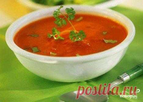 Острый мексиканский суп из куриных крылышек