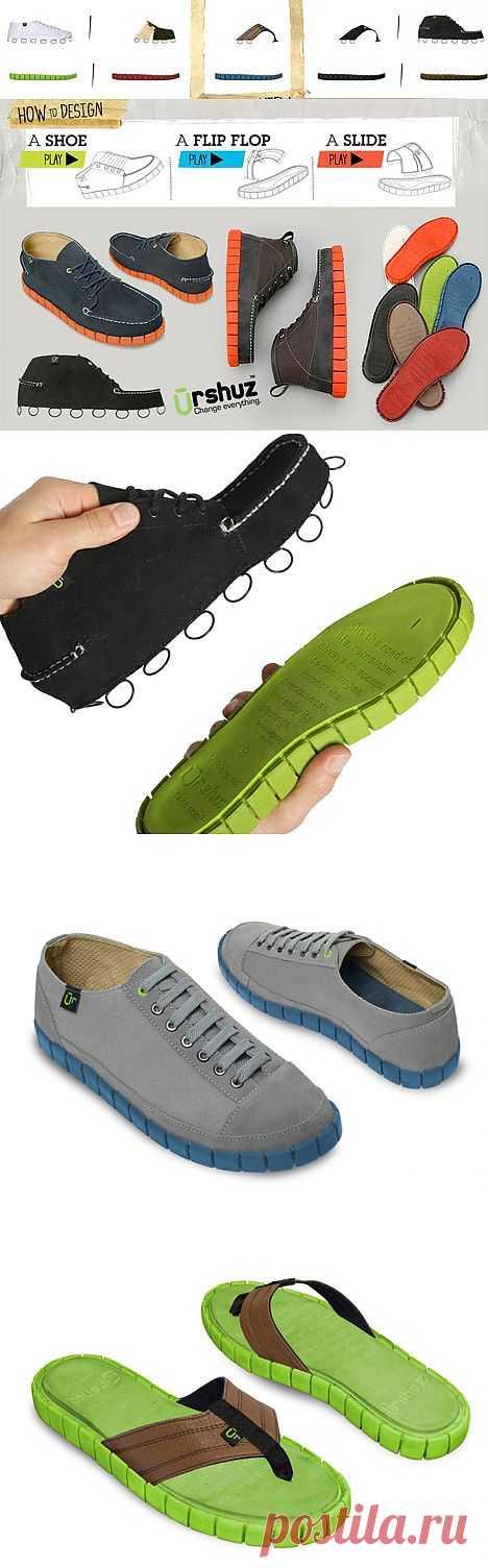 Обувь на все случаи / Обувь / Модный сайт о стильной переделке одежды и интерьера