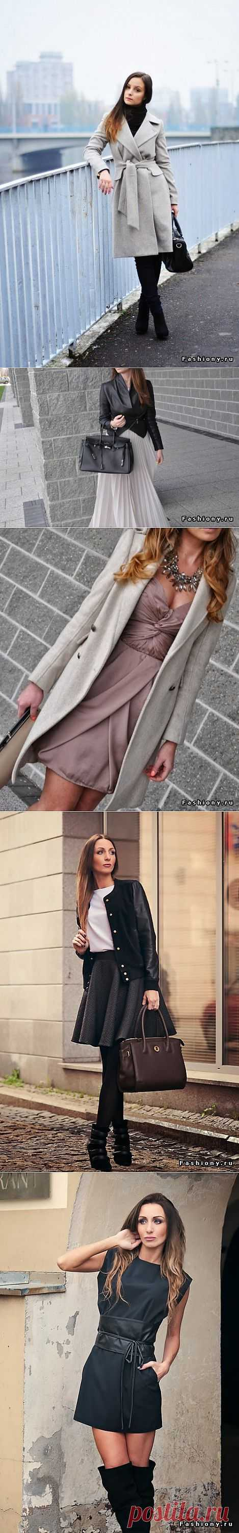 Образы от польских модниц! | Мода