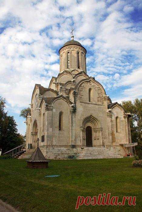 «Спасский собор Спасо-Андроникова монастыря» — карточка пользователя alenn3232 в Яндекс.Коллекциях