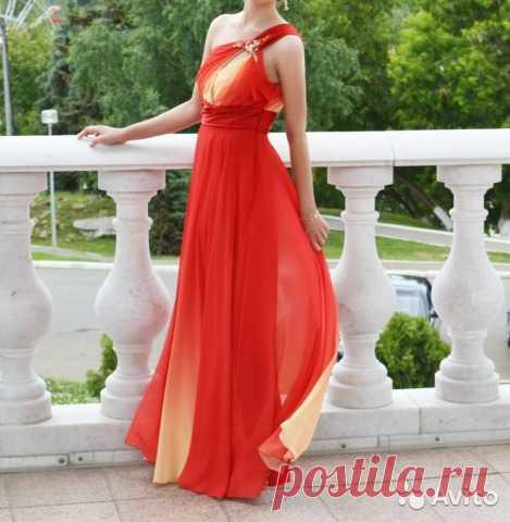 74f4123e011 Платье для выпускного бала Очень красивое и оригинальное платье «Люция» от  Дома моды Belfaso