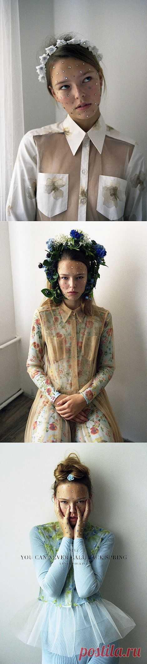 Прозрачность на максимум / Блузки / Модный сайт о стильной переделке одежды и интерьера