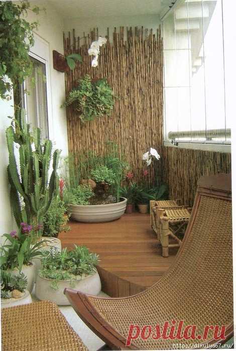 Уютный уголок в доме