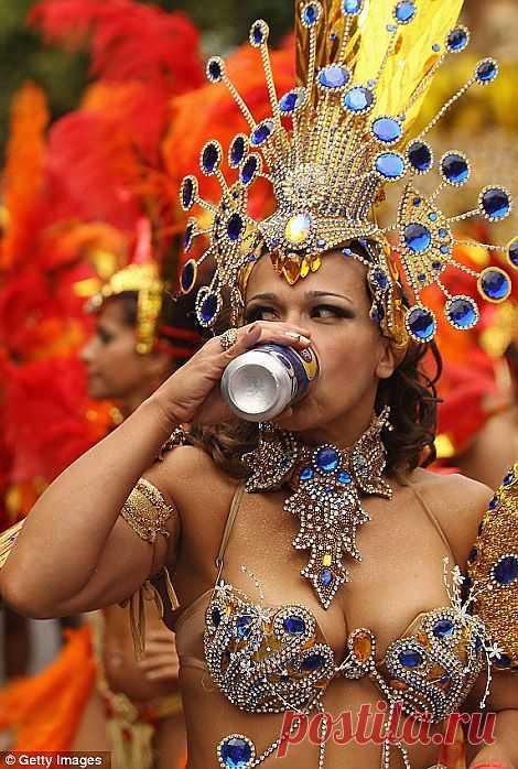 Карнавал Ноттинг Хилла 2013 | Живой фотоблог