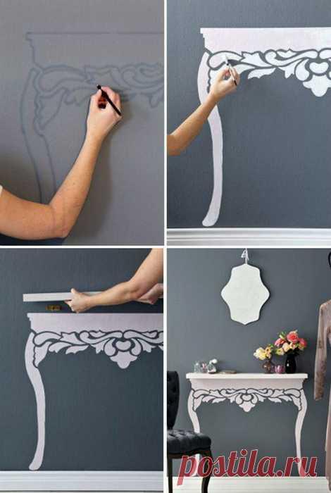 Идеи декора, которые под силу сделать любой женщине за выходные