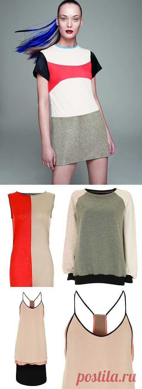 Reclaim To Wear для Top Shop / Переработка одежды / Модный сайт о стильной переделке одежды и интерьера
