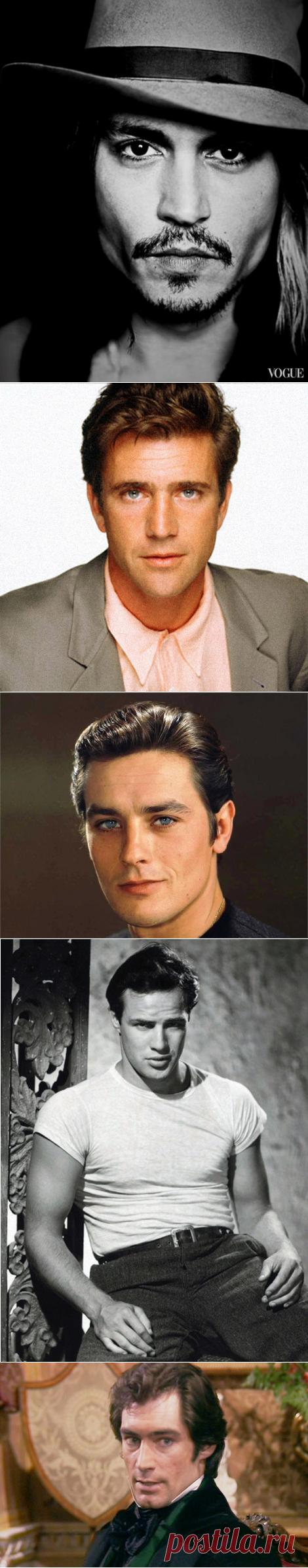 Самые сексуальные актеры мира
