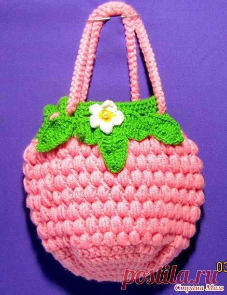 b21160660265 Детские сумочки - Все в ажуре... (вязание крючком) - Страна Мам ...