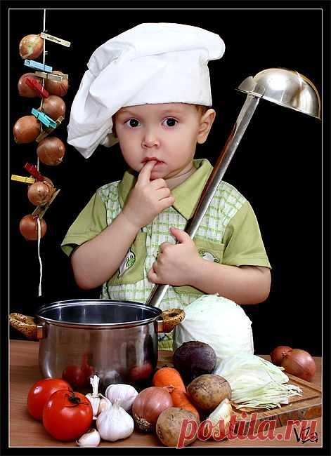 Некоторые полезные кулинарные секреты