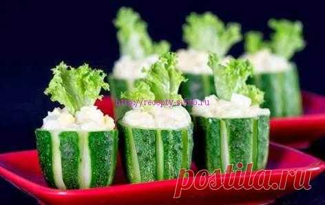 Легкие недорогие закуски рецепты с пошаговыми фото