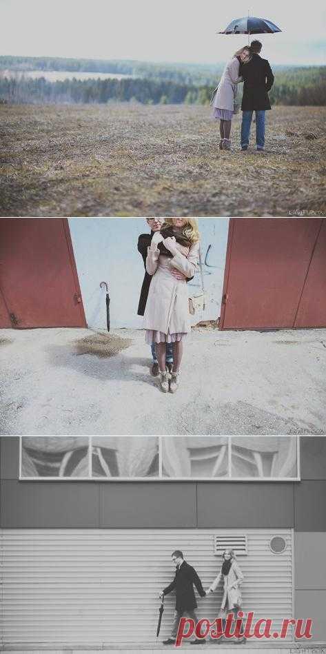 Холодный май: love-story Михаила и Анны - WeddyWood