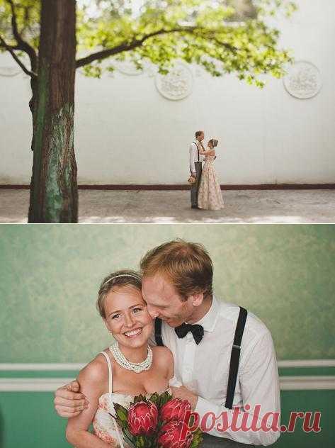 Свадьба для двоих: Юля и Влад - WeddyWood