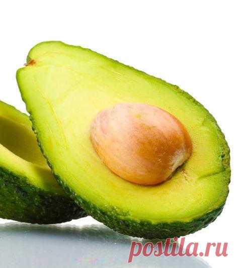 Avocado! It is interesting