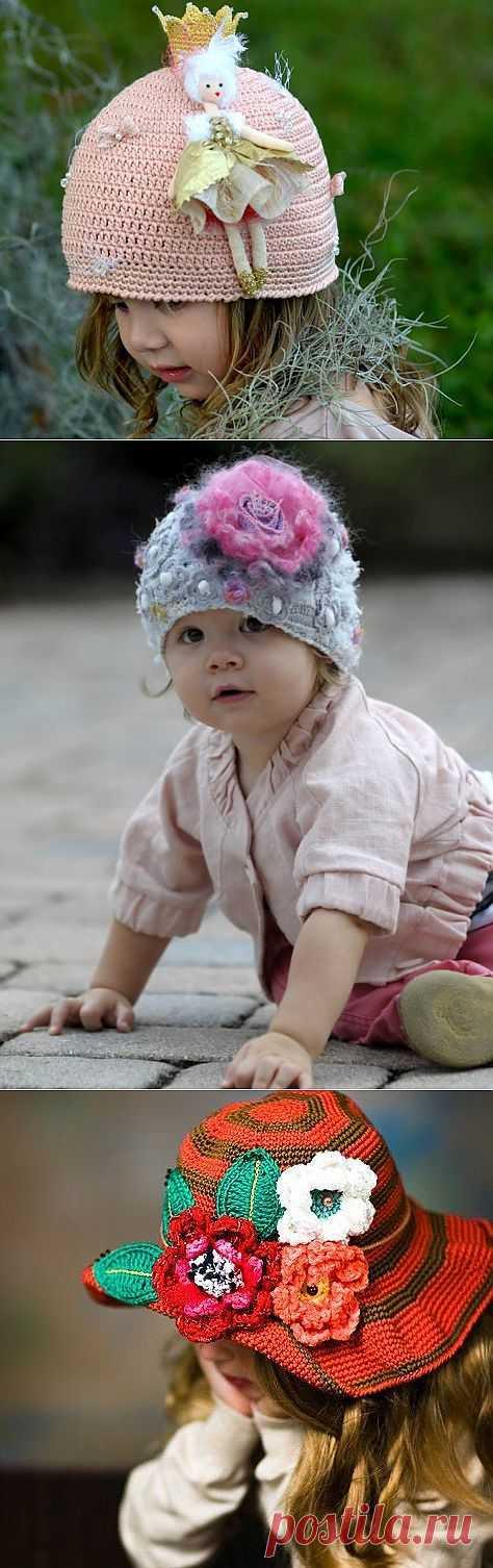 (+1) - Шапочки для маленьких прелестниц | Хвастуны и хвастушки