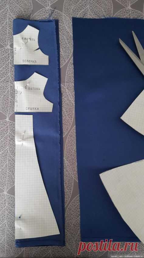 МК по пошиву вечернего платья для Готц Ханны / Выкройки одежды для кукол-детей, мастер классы / Бэйбики. Куклы фото. Одежда для кукол