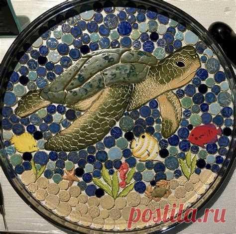 Mosaic Tortoise (Page 6) - Line.17QQ.com